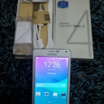Samsung Galaxy NOTE 4 ( ซัมซุงโน๊ต 4 )