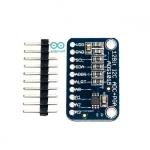 ADS1015 I2C ADC 4 Channel 12-Bit with Programmable Gain Amplifier Module