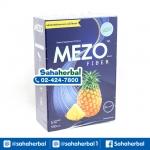 Mezo Fiber เมโซ่ ไฟเบอร์ ดีท็อกซ์ กลิ่นสับปะรด SALE 60-80% ฟรีของแถมทุกรายการ
