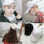 หมวก R.SHEMISTE WHITE แบบ SUGA