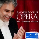 andrea bocelli - Opera, The Ultimate Collection 2014