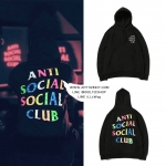 Hoodie ANTI SOCIAL SOCIAL CLUB X Frenzy -ระบุไซต์-