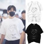 เสื้อยืด REDA Sty.Jinyoung ระบุสี/ไซต์-