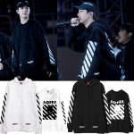 Hoodie Off-White x Mastermind Sty.KuanLin -ระบุสี/ไซต์-
