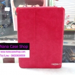 เคส IPad Air / IPad 5 WRX Leather Case สีชมพู