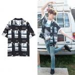 เสื้อเชิ้ต NOFUTURE Sty.Jungkook - ระบุไซต์-