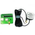 Raspberry Pi add-on GPS V2.0 by ITEAD with Antenna โมดูล GPS พร้อมสายอากาศ สำหรับ Raspberry Pi