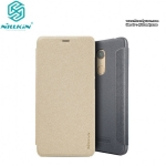 Xiaomi Redmi 5 Plus - เคสฝาพับ Nillkin Sparkle leather case แท้