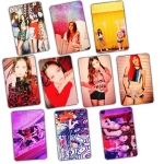 Sticker Card set BLACKPINK As if it's your last (10pc)