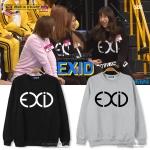 เสื้อแขนยาว EXID LOGO AH YEAH -ระบุสี/ไซต์-