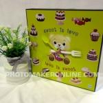 016-นาฬิกาหมี sweet is love