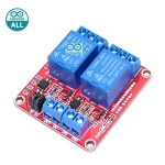 Arduino Relay 24V 2 Channel Relay High/Low Level Trigger Relay Module