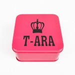 Boxes T-ARA 8.3X4.5CM