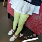 กางเกง สีเหลือง แพ็ค 2 ชุด ไซส์ 7-9