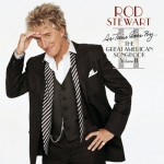 CD,Rod Stewart - As Time Goes By...The Great American Songbook Volume II