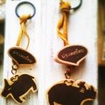 พวงกุญแจ handmade แนวๆ :สถานที่