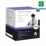 Health Essence Brain Boost 4 in 1 บำรุงสมอง เฮลท์ เอสเซ็นส์ บเรน บูท SALE 60-80% ฟรีของแถมทุกรายการ