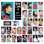 Lomo card set GOT7 Eyes On You - YoungJae