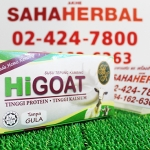 นมแพะ HIGOAT โปร 1 ฟรี 1 SALE 62-84% HIGOAT Instant Goats Milk Powder