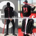Jacket Black MISBHV Osaka Dark Denim -ระบุไซต์-