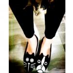 รองเท้า-หน้าหมา-หน้าแมว