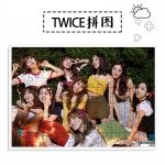 จิ๊กซอ+กรอบรูป TWICE - LIKEY (PT1085)