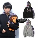 Jacket Hoodie A BATHING APE® HONG KONG 11TH ANNIVERSARY -ระบุไซต์-