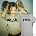 เสื้อยืด KEVIN Sty.4minute ระบุสี/ไซต์