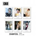 Polaroid Set EXO - Chnayeol (7pc)
