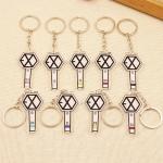 พวงกุญแจแท่งไฟ EXO-LOVE -ระบุสมาชิก-
