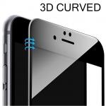 iPhone 8 / 7 (เต็มจอ/3D) - กระจกนิรภัย P-One FULL FRAME แท้
