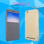 Xiaomi Redmi 5A - เคสฝาพับ Nillkin Sparkle leather case แท้