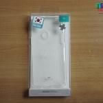 OPPO F5 - เคสใส TPU Mercury Jelly Case แท้