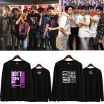 เสื้อแขนยาว GOT7 TURN UP Japan Tour 2017 -ระบุไซต์/สี-