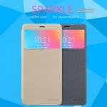 Xiaomi Redmi 6 - เคสฝาพับ Nillkin Sparkle leather case แท้