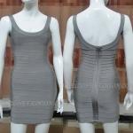 HV20 / Preorder Herve Legr Dress Style พรีออเดอร์เดรสไตล์ Hervr Leger เดรสผ้ายืด ใส่สวยเน้นรูปร่าง