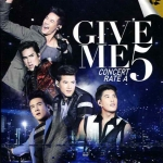 Give Me 5 Concert Rate A (2DVD)