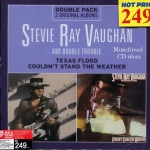 Stevie Ray Vaughan And Double Trouble Texas Flood - Couldn't Stand The Weather (Double pack 2 Original albums)