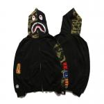 Jacket Hoodie BAPE SHARK Camo Full-zip -ระบุไซต์-