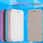 iPhone 8 - เคสฝาพับ Nillkin Sparkle leather case แท้