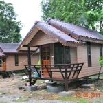 บ้านน็อคดาวน์ : บ้านโมบาย ทรงจั่ว ขนาด3*6 ระเบียง 1*3 เมตร