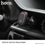 HOCO CA23 Magnetic ที่ยึดโทรศัพท์ในรถยนต์ แบบเสียบช่องแอร์ ตั้งบนคอนโซล แท้