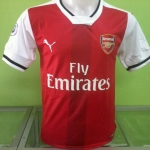 ชุดทีมเหย้า Arsenal 2016-2017