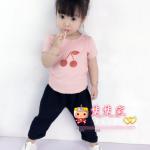 เสื้อ สีชมพู แพ็ค 5 ชุด ไซส์ 80-90-100-110-120