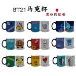 แก้วมัค BTS BT21 characters -ระบุแบบ-