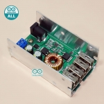 9V-36V To 5V 5A Step Down Buck Converter Module Power Supply LED Lithium Charger