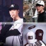 หมวก KRSP Volume Down แบบ JIMIN -ระบุสี-