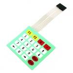 Keypad 4x5 คีย์ แบบฟังก์ชัน สำหรับ Arduino Membrane matrix keypad Switch