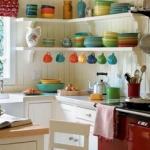 การจัดห้องครัวขนาดเล็กแบบบ้านๆ