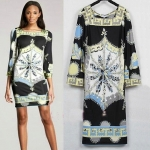 PUC105 Preorder / EMILIO PUCCI DRESS STYLE
